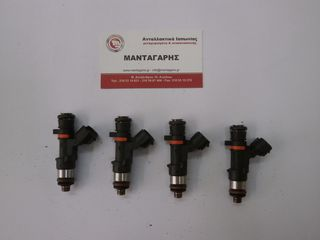 FUEL INJECTOR ΜΠΕΚ NISSAN MICRA K12 - NOTE CR12 CR14