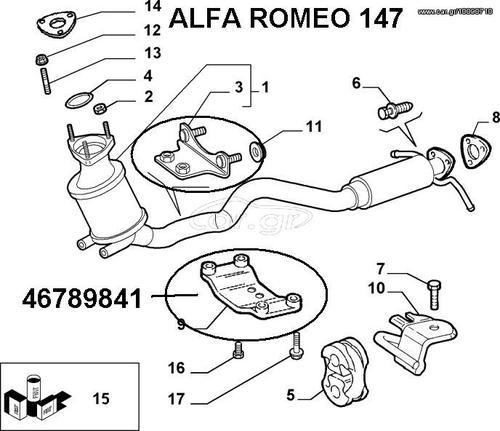 Alfa Romeo 147 46789841