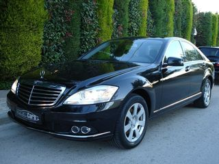 Mercedes-Benz S 350 4MATIC-EURO5-FACELIFT-ΕΛΛΗΝΙΚΟ