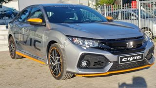 Honda Civic COMFORT 129HP