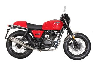 Brixton BX 125 Injection R Cafe Racer