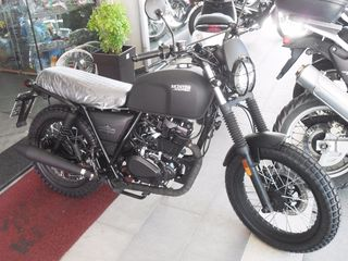 Brixton BX 125 Injection X Scrambler