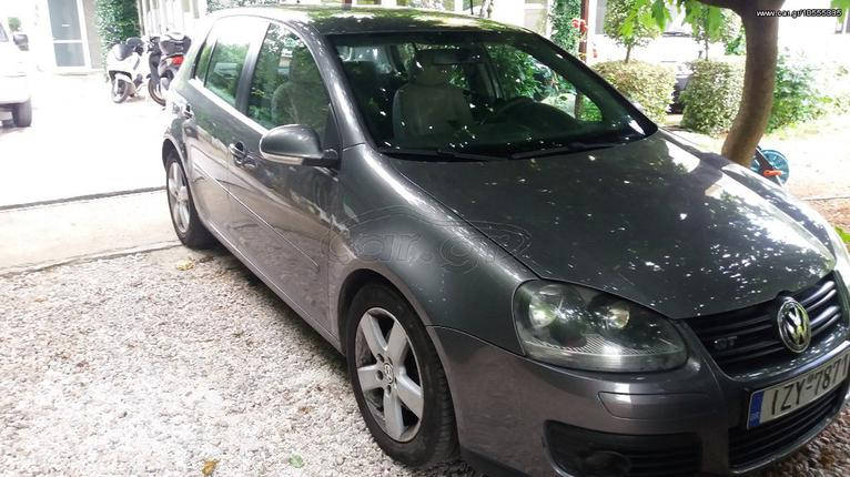 Volkswagen Golf GOLF 5 GT '07 - € 6 500 - Car gr