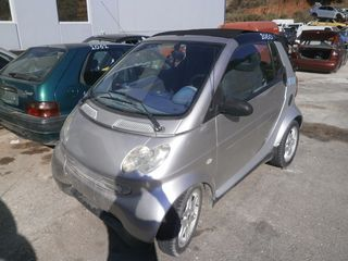 SMART FOR TWO CABRIO '03 600cc