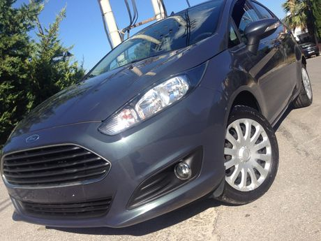Ford Fiesta TDCI TURBO DIESEL 1.5  5ΘΥΡΟ '13 - € 7.990 EUR