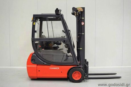 "Linde  ""Recond"" E16C-02 TFV4750 CABIN '06 - Ρωτήστε τιμή"