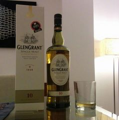 glengrant 10 years single malt