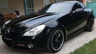 Mercedes-Benz SLK 200 Kompressor Sport Facelift