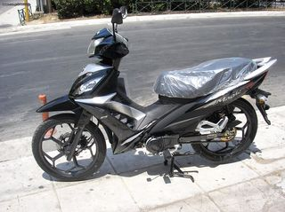 Sym  MAGIC 125 SR CBS NEW EURO4****