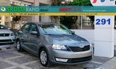 Skoda Rapid AMBITION 1.6 TDI 105HP