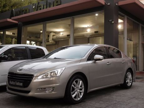 Peugeot 508 1.6 TURBO SEDAN CLIMA CRUISE  '12 - 9.490 EUR