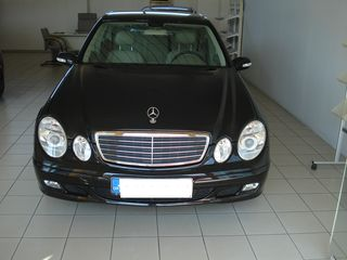 Mercedes-Benz E 200 KOMPRESSOR 1.8