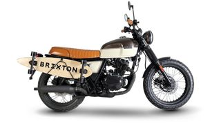 Brixton BX 125 Injection SK8 Limited Edition