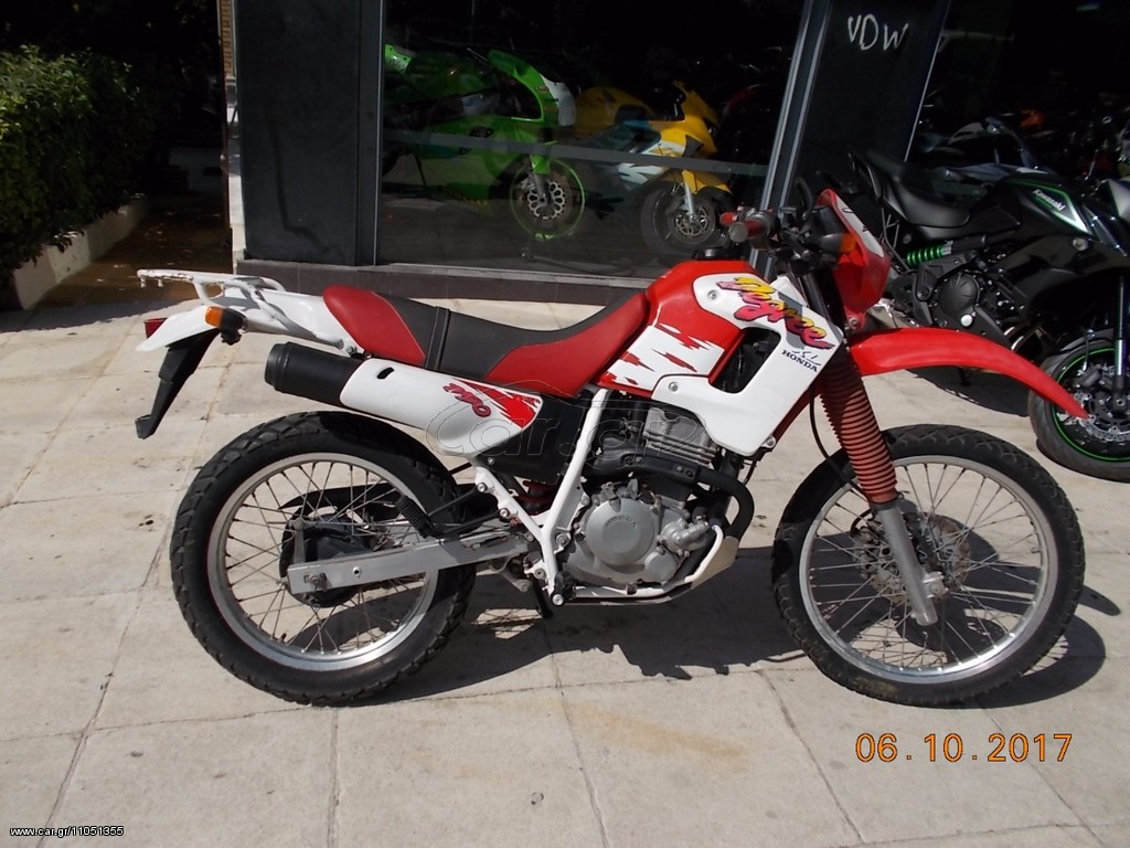 Honda Xl 250 Degree 1995 1500 0 Eur Car Gr