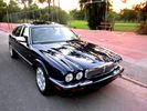 Jaguar Daimler SUPERCHARGED LONGVERSION 363HP
