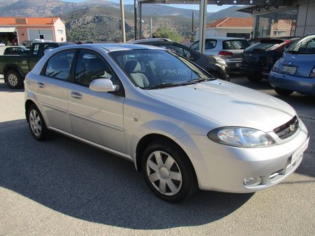 Chevrolet Lacetti 1.6 CLIMA FULL EXTRA '08 - 5.700 EUR