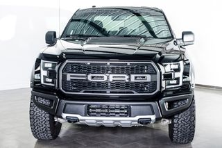 Ford Raptor F-150 SVT 2017