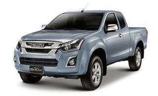 Isuzu D-Max 1.9 4X4 EXTEN ACTIVITY (MY 17)