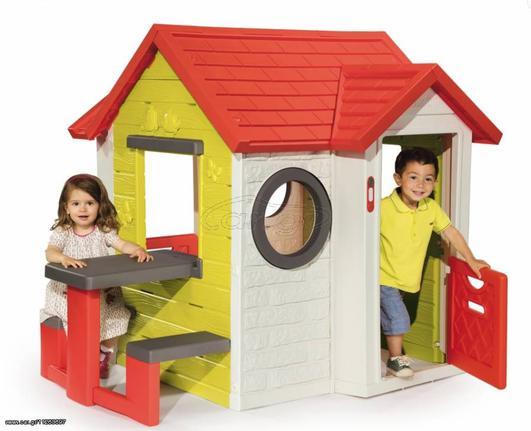 399187d28f08 Σπίτι My House με Πικ-Νικ Τραπεζι ΣΠΙΤΑΚΙ ΚΗΠΟΥ,810401 - € 235 EUR ...