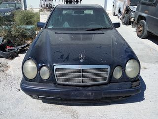 MERCEDES-BENZ E200 97' 2000cc