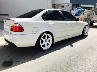 BMW SERIES 3 E46 4D M PACK FULL BODY KIT