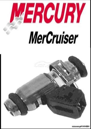 MERCRUISER NEW FUEL INJECTOR MAG V8 V6 861260T - € 60 - Car gr