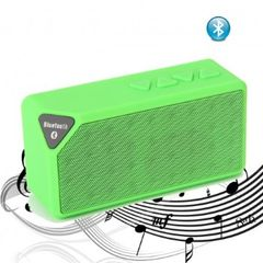 X3 Mini Ηχείο Bluetooth,Handsfree,FM Radio,TF/USB(OEM)(Πράσινο)