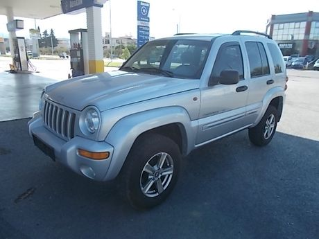Jeep Cherokee FULL EXTRA  '02 - 3.500 EUR