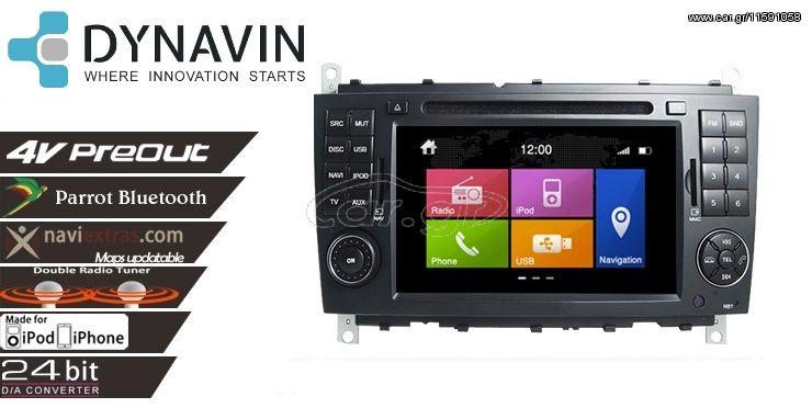 Dynavin N6-MBC Multimedia OEM Για Mercedes-Benz C-Class W203 - € 769 -  Car gr