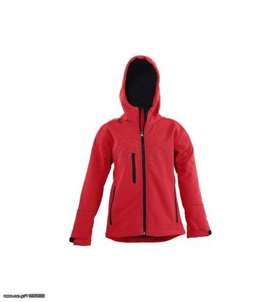 103cb8577a5 SOL'S REPLAY KIDS 46603 ΠΑΙΔΙΚΟ SOFTSHELL ΜΕ ΚΟΥΚΟΥΛΑ - PEPPER RED-162 Παλιά  Σχεδίαση