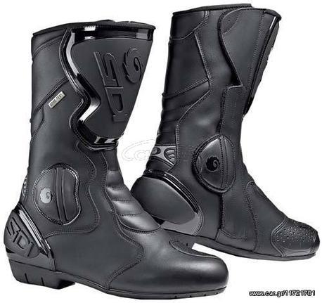 7c7b8b1717c Μπότες Μοτοσυκλέτας Sidi Strada Mega GORE-TEX Αδιάβροχες ΠΡΟΣΦΟΡΑ Παλιά  Σχεδίαση