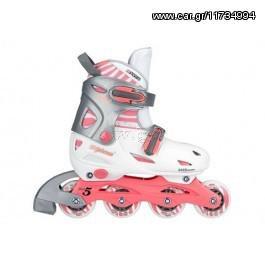 Πατίνια Inline Quads Roller Skate Girls ρυθμιζόμενα 52SC - € 59 EUR ... 99f6d8829b5