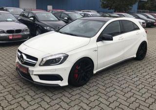 Mercedes-Benz A 45 AMG Special Performance full