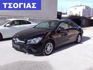 Mercedes-Benz CLA 200 1600CC-156PS