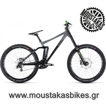 Cube  TWO15 Race 27.5 black´n´green '18 - 2.620 EUR
