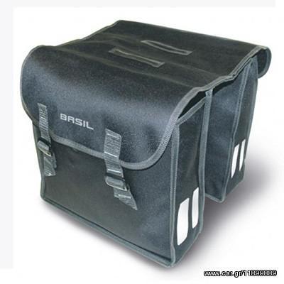 ad1258db30 Τσάντα σχάρας διπλή BASIL MARA XL 26L ΜΑΥΡΗ - € 22 EUR - Car.gr