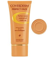 Coverderm Perfect Face Make-Up Spf20 No7 30ml