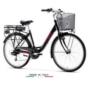 "Lombardo  LEVANZO CITY E-BIKE 26"" '18 - € 995 EUR"