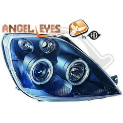 FORD FIESTA ΑΝGEL EYES BLACK / MAYPA