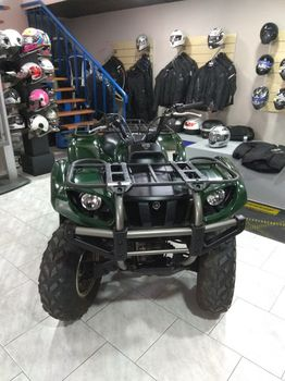 Yamaha Grizzly 660  '05 - 0 EUR