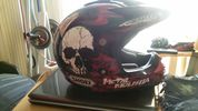 shoei v moto metal mulisha  - € 170 EUR