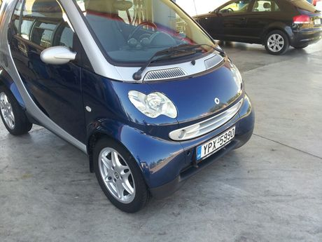 Smart ForTwo Passion cdi diesel ΑΡΙΣΤΟ '04 - € 3.300 EUR