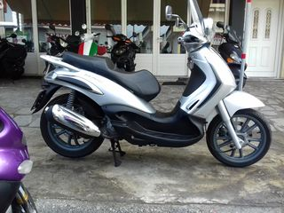 Piaggio Beverly 300i Tourer MOTO BILLIS