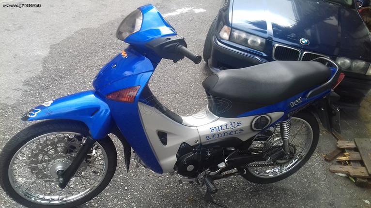 8193f6ca5dd Honda ANF 125 Innova '07 - € 1.100 EUR (Συζητήσιμη) - Car.gr