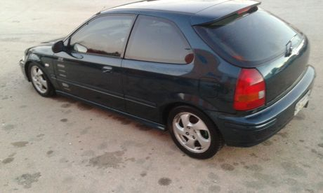 Honda Civic VTI 160 HP '97 - 4.500 EUR (Συζητήσιμη)