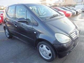 Mercedes-Benz A 160 BLACK FRIΗΜΙΑΤΟΜΑΤΟ FULL EXTRA