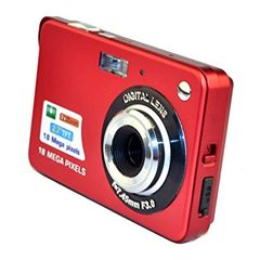 RED ... 2.7 Inch TFT Lcd Display 18MP 8x Zoom Hd Digital Ant...