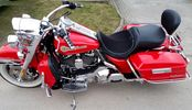 Harley Davidson ROAD KING Classic Firefighter Special Edition '04 - € 13.000 EUR