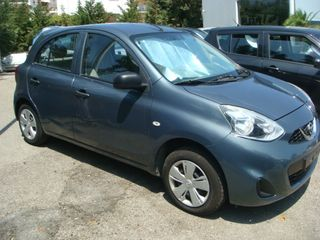 Nissan Micra 1.2 5D 80HP ΑΠΟΣΥΡΣΗ