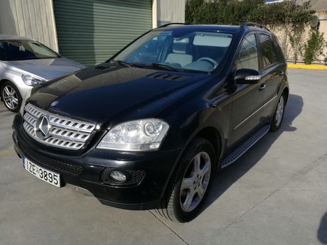 Mercedes-Benz ML 350 3.5cc SPORT, 5d, 272hp '06 - € 15.400 EUR
